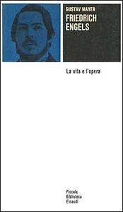 Libro Friedrich Engels Gustav Mayer
