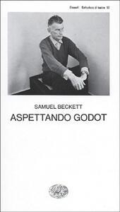 Aspettando Godot - Samuel Beckett - copertina
