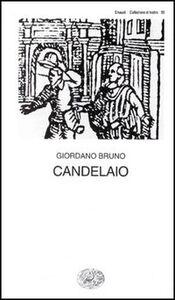 Libro Candelaio Giordano Bruno