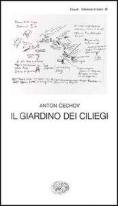 Libro Il giardino dei ciliegi Anton Cechov