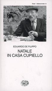 Libro Natale in casa Cupiello Eduardo De Filippo
