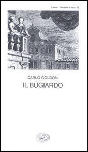 Il bugiardo - Carlo Goldoni - copertina