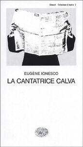 Libro La cantatrice calva Eugène Ionesco