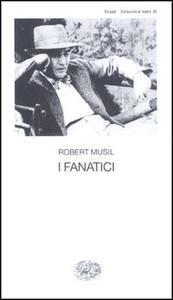 I fanatici - Robert Musil - copertina