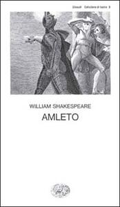 Amleto - William Shakespeare - copertina