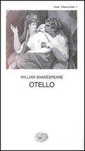 Otello - William Shakespeare - copertina