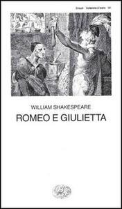 Romeo e Giulietta - William Shakespeare - copertina
