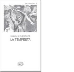 Libro La tempesta William Shakespeare
