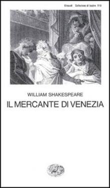 Il mercante di Venezia - William Shakespeare - copertina