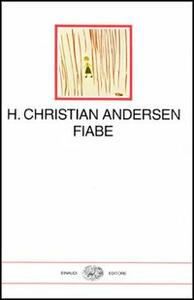 Le fiabe - Hans Christian Andersen - copertina