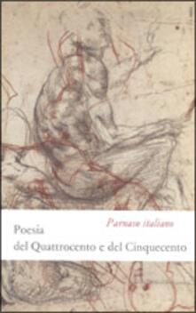 Secchiarapita.it Parnaso italiano. Vol. 4: Poesia del Quattrocento e del Cinquecento. Image