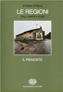 Voluntariadobaleares2014.es Storia d'Italia. Le regioni dall'Unità ad oggi. Vol. 1: Il Piemonte. Image