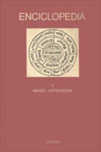 Libro Enciclopedia Einaudi. Vol. 1: Abaco-Astronomia.