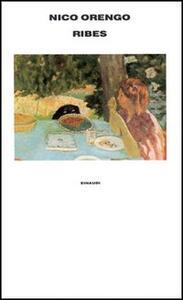 Ribes - Nico Orengo - copertina