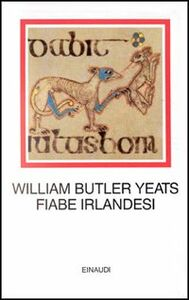 Libro Fiabe irlandesi William B. Yeats