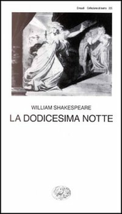 Libro La dodicesima notte William Shakespeare