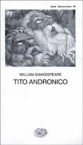 Libro Tito Andronico William Shakespeare
