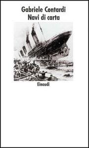 Navi di carta - Contardi - copertina
