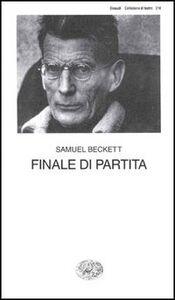 Foto Cover di Finale di partita, Libro di Samuel Beckett, edito da Einaudi