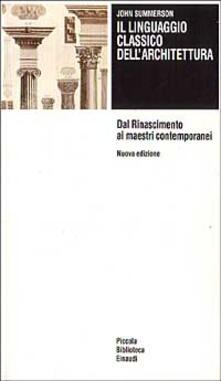Mercatinidinataletorino.it Il linguaggio classico dell'architettura Image