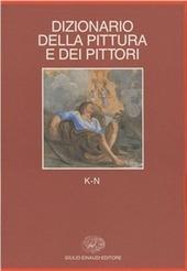 Dizionario della pittura e dei pittori. Vol. 3: K-N.