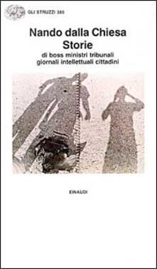Capturtokyoedition.it Storie di boss, ministri, tribunali, giornali, intellettuali, cittadini Image