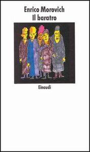 Libro Il baratro Enrico Morovich