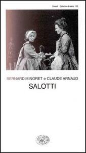 Salotti - Bernard Minoret,Claude Arnaud - copertina
