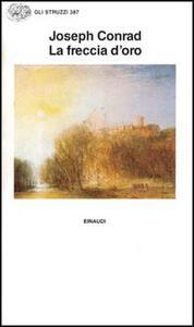 La freccia d'oro - Joseph Conrad - copertina