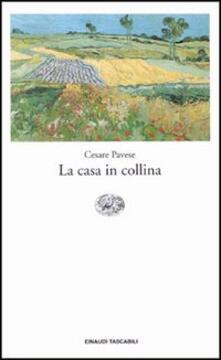 La casa in collina - Cesare Pavese - copertina