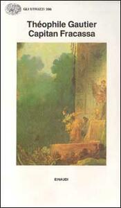 Capitan Fracassa - Théophile Gautier - copertina
