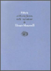 Fiducia - Henry James - copertina