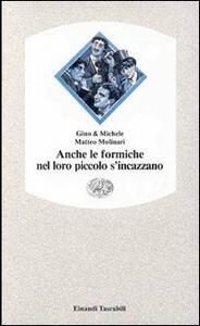Anche le formiche nel loro piccolo s'incazzano - Gino & Michele - copertina
