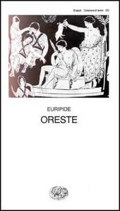 Libro Oreste Euripide