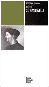 Foto Cover di Scritti su Machiavelli, Libro di Federico Chabod, edito da Einaudi