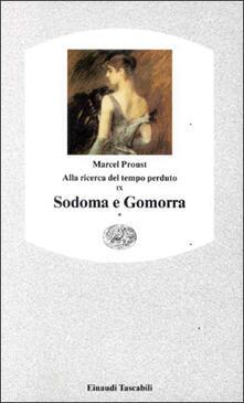 Alla ricerca del tempo perduto. Sodoma e Gomorra. Vol. 1.pdf