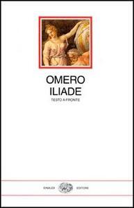 Iliade. Testo greco a fronte
