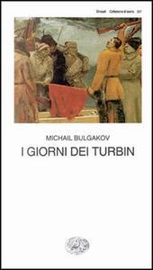 I giorni dei Turbin - Michail Bulgakov - copertina