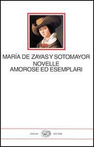 Novelle amorose ed esemplari - María de Zayas y Sotomayor - copertina