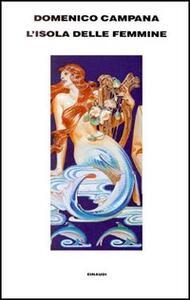 L' isola delle femmine - Domenico Campana - copertina