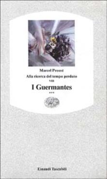 I Guermantes. Vol. 3 - Marcel Proust - copertina