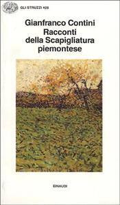 Racconti della Scapigliatura piemontese - Gianfranco Contini - copertina
