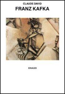 Libro Franz Kafka Claude David