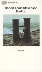 Il relitto - Robert Louis Stevenson - copertina