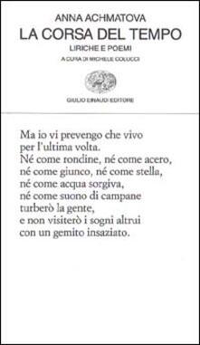 Warholgenova.it La corsa del tempo. Liriche e poemi Image