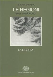 Promoartpalermo.it Storia d'Italia. Le regioni dall'Unità ad oggi. Vol. 11: La Liguria. Image