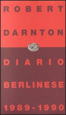 Equilibrifestival.it Diario berlinese 1989-1990 Image