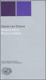 Razza e storia-Razza e cultura