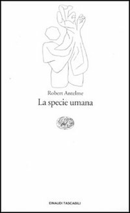 Libro La specie umana Robert Antelme