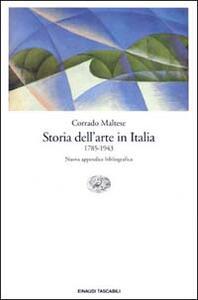 Storia dell'arte in Italia (1785-1943)